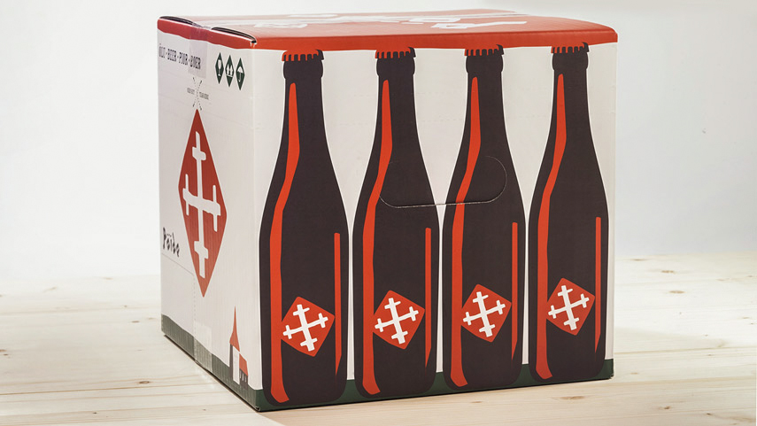 Pöide beer case