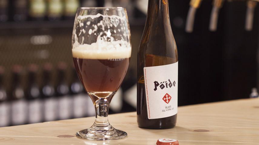 Pöide rye beer