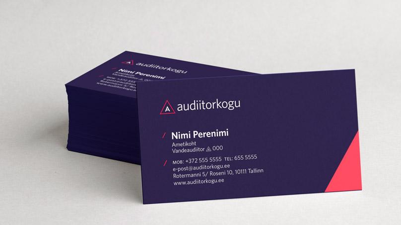 EAA business card